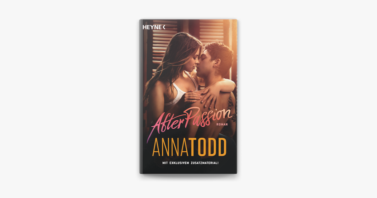 After passion – Anna Todd