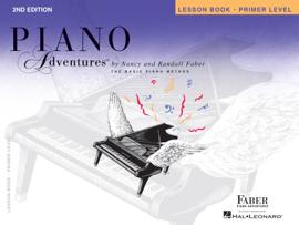 Piano Adventures  - Primer Level Lesson Book