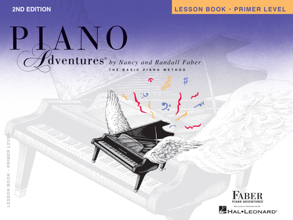 Piano Adventures - Primer Level Lesson Book