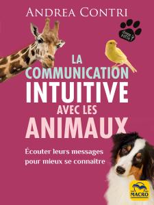 La communication intuitive avec les animaux La couverture du livre martien