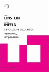 L'evoluzione della fisica Book Cover
