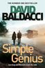 David Baldacci - Simple Genius artwork