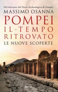 Pompei. Il tempo ritrovato Copertina del libro