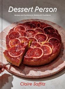 Dessert Person by Claire Saffitz Book Cover
