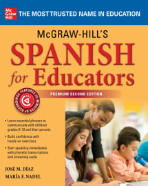 McGraw-Hill's Spanish for Educators, Premium Second Edition