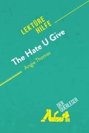 The Hate U Give Von Angie Thomas Lekt Rehilfe