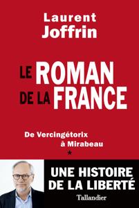 Le Roman de la France La couverture du livre martien