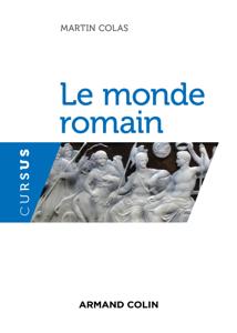 Le monde romain La couverture du livre martien