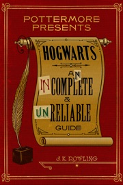 Hogwarts: An Incomplete and Unreliable Guide PDF Download