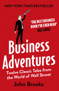 Business Adventures Cover Book