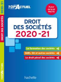 Top'Actuel Droit Des Sociétés 2020-2021