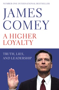 A Higher Loyalty Book Cover