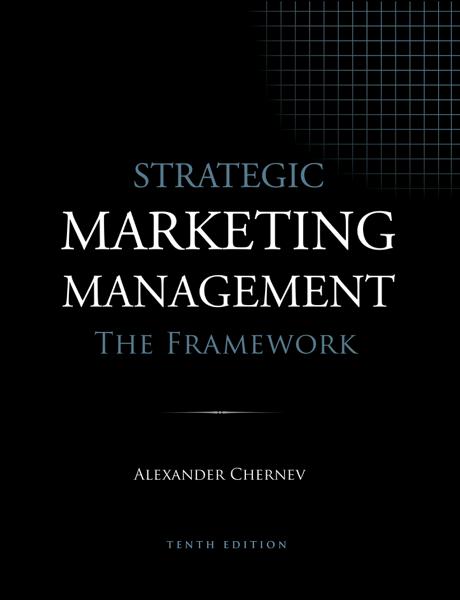 Strategic Marketing Management: The Framework