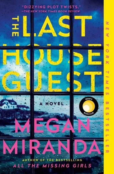 The Last House Guest - Megan Miranda book cover