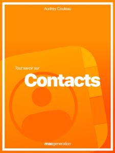 Tout savoir sur Contacts La couverture du livre martien