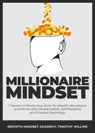 Millionaire Mindset 7 Secrets To Rewire Your Brain For Wealth Abundance And Riches With Simple Habits Self Discipline And Success Psychology