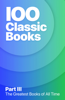 Jane Austen, Jules Verne, Jonathan Swift, Joseph Conrad, James Joyce, Kate Chopin, L. Frank Baum, L.M. Montgomery, Leo Tolstoy, Lewis Carroll, Louisa May Alcott, Mark Twain & Mary Shelley - 100 Greatest Classic Books of All Time III artwork