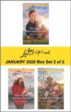 Harlequin Love Inspired January 2020 - Box Set 2 Of 2