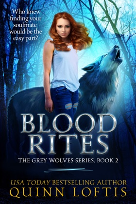 Blood Rites, Book 2 The Grey Wolves Series image