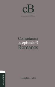 Comentario a la epístola de Romanos Book Cover