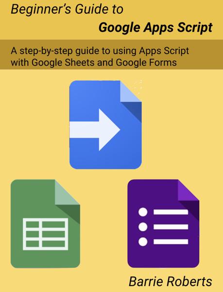 Beginner's Guide to Google Apps Script