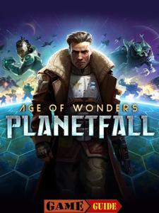 Age of Wonders Planetfall Guide Boekomslag