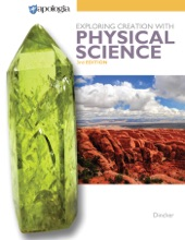 Exploring Creation With Physical Science, 3rd Edition