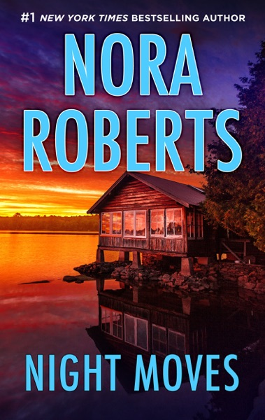 Night Moves - Nora Roberts book cover