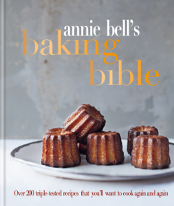 Annie Bell''s Baking Bible Book Cover