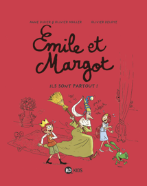 Émile et Margot, Tome 06