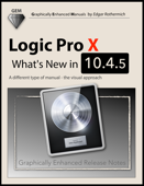 Logic Pro X - What's New In 10.4.5