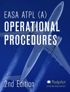 EASA ATPL Operational Procedures 2020 Book Cover