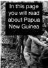 Papua New Guinea Kokoda Campaign