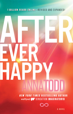 After Ever Happy - Anna Todd book