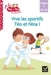 Téo et Nina GS CP Niveau 1 - Vive les sportifs Téo et Nina !