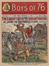 Download and Read Online The Liberty Boys and the Indian Fighter