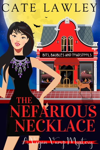 Cate Lawley - The Nefarious Necklace