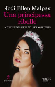 Una principessa ribelle Libro Cover