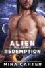 Mina Carter - Alien Paladin's Redemption artwork