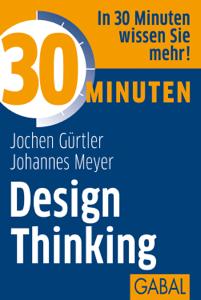 30 Minuten Design Thinking Libro Cover