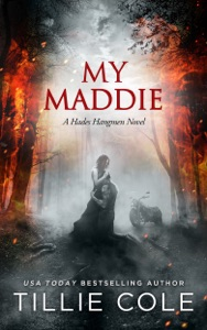 My Maddie Book Cover