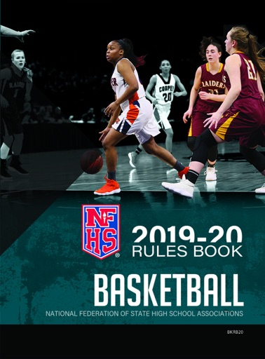 2019-20 NFHS Basketball Rule Book - NFHS