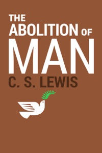 The Abolition of Man Book Cover