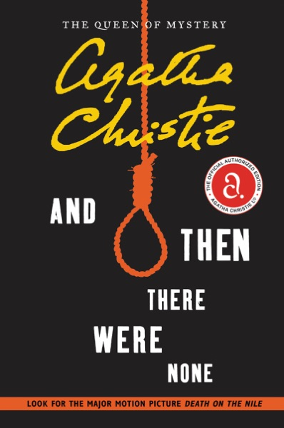 And Then There Were None - Agatha Christie book cover