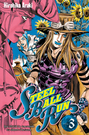 Jojo's - Steel Ball Run T03