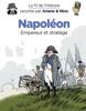 Le fil de l'Histoire raconté par Ariane & Nino - tome 23 - Napoléon