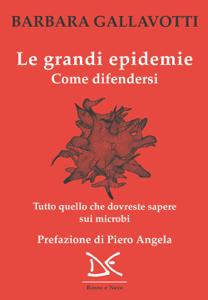 Le grandi epidemie Copertina del libro