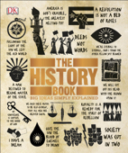 The History Book Book Cover
