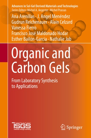 Carbon aerogels for catalysis applications an overview of the book