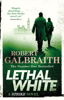 Robert Galbraith - Lethal White artwork